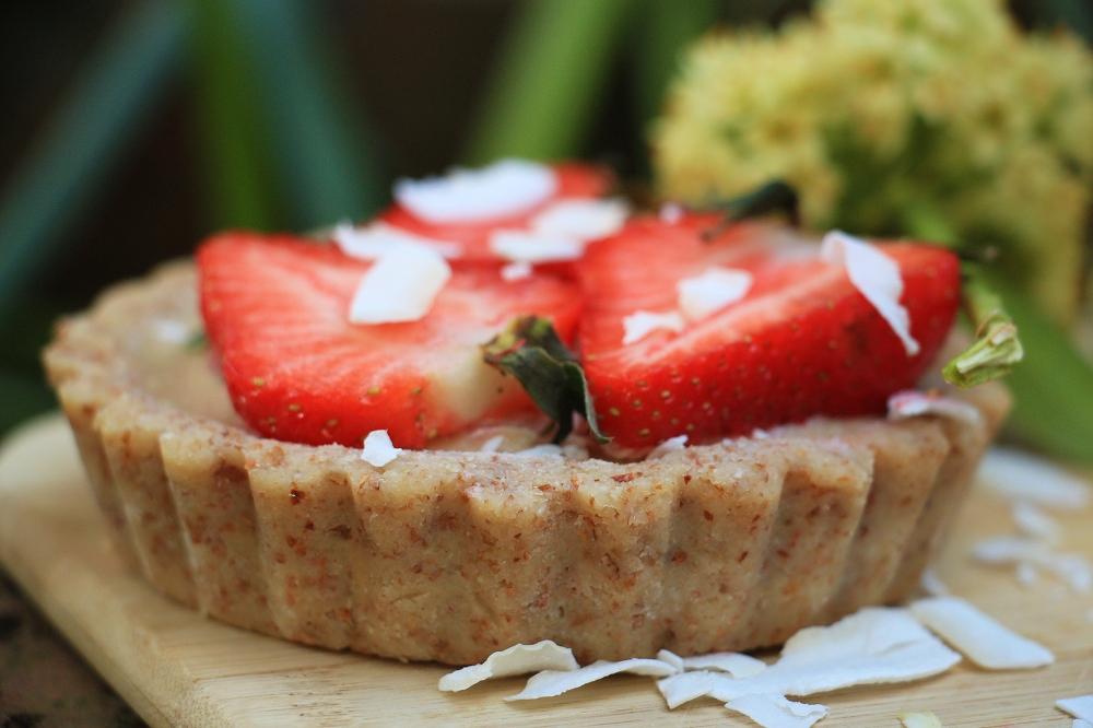raw tart